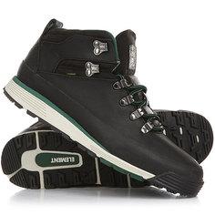 Кеды кроссовки утепленные Element Donnelly Black