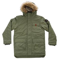 Куртка зимняя детская Quiksilver Seasonalrainyth Leaf Clover