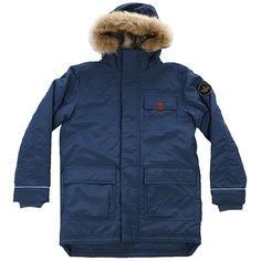 Куртка зимняя детская Quiksilver Seasonalrainyth Dark Denim