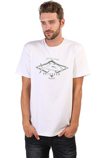 Футболка Quiksilver Highthon White