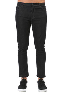 Джинсы прямые Anteater Jeans Black