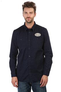 Рубашка DC Walbottle Dark Indigo