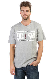 Футболка DC Alley Oop Grey Heather