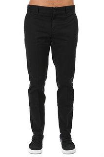 Штаны прямые Dickies Slim Fit Work Pant Black