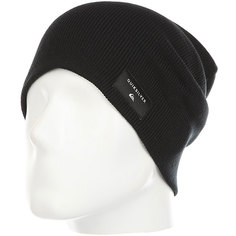 Шапка Quiksilver Cushyslouch Black