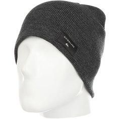 Шапка Quiksilver Cushy Hats Dark Charcoal Heather