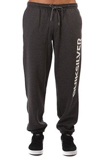 Штаны спортивные Quiksilver Trackpantscreen Grey