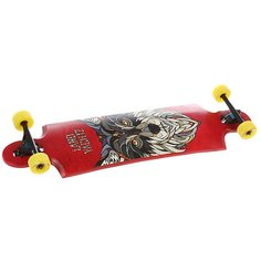 Лонгборд Landyachtz Ten Two Four Wolf Red 10 x 38.75 (98 см)