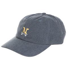 Бейсболка классическая Nixon Strapback Hat Navy