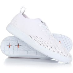 Кроссовки Quiksilver Shorbrkstreknit White/White/White