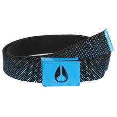 Ремень Nixon Spy Belt Blue/Black