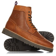 Ботинки высокие Fred Perry Northgate Boot Leather 448