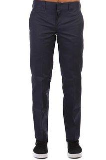 Штаны прямые Dickies Slim Straight Work Pant Navy Blue