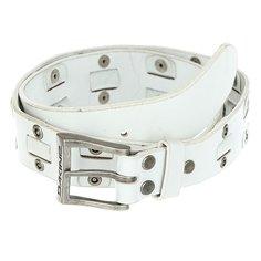 Ремень женский Dakine Overlap Belt White