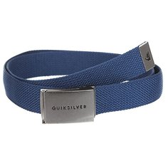 Ремень Quiksilver Principleiii Medieval Blue