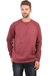 Свитшот Quiksilver Everydaycrew Pomegranate Heather