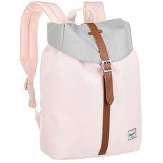 Рюкзак городской Herschel Post Mid-volume Cloud Pink/Ash/Tan Synthetic Leather
