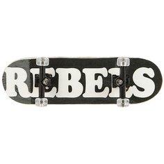"Фингерборд Turbo-Fb ""Комплект в боксе"" (П9) бокс Rebels 2/Black/White"