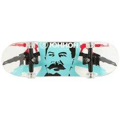 "Фингерборд Turbo-Fb ""Комплект в боксе"" (П9) бокс Stalin 2/White/Light Blue/Red"