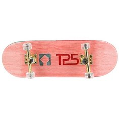 Фингерборд Turbo-Fb П10 Wide 32м с деревянным боксом Pink/Green/Clear