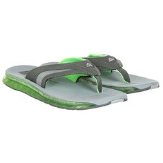 Вьетнамки Reef Boster Grey/Green