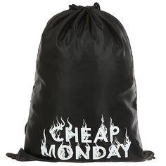 Мешок Cheap Monday Still Pack Burning Black