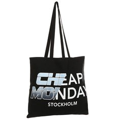 Сумка женская Cheap Monday Rapid Tote Future Black