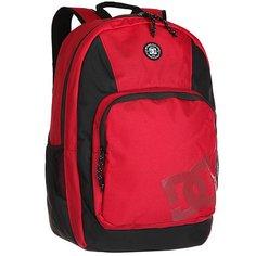 Рюкзак городской DC The Locker Rio Red