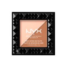 Лицо NYX Professional Makeup