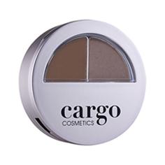 Набор для бровей Cargo Cosmetics