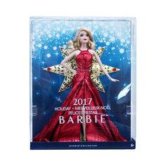 Кукла Barbie Праздничная серебряном платье Mattel