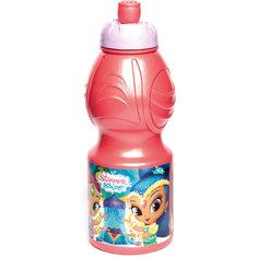 Бутылка пластиковая 400 мл., Shimmer & Shine Stor
