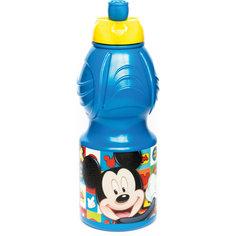 Бутылка пластиковая 400 мл., Микки Маус Stor