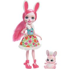 Кукла-кролик Enchantimals Бри Банни Mattel