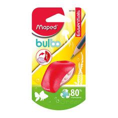 """Точилка Maped """"Buldo"""", пластиковая 1 отверстие"""