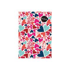 "Тетрадь А4 60листов ""Flex Book"" Hearts Limpopo"