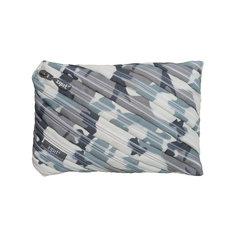 Пенал-сумочка CAMO JUMBO POUCH, цвет серый камуфляж Zipit
