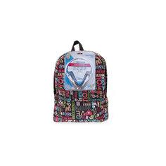 "Рюкзак ""Хиппи"" с наушниками, цвет мульти 3D Bags"