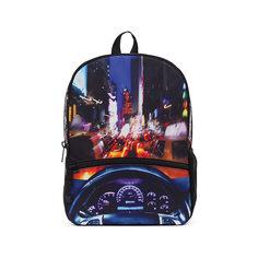 "Рюкзак ""NYC Crusin LED"" со встроенными светодиодами, цвет мульти Mojo Pax"