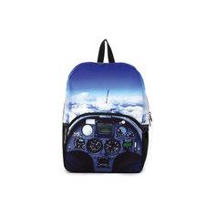 """Рюкзак """"Cockpit"""", цвет (черный/мульти) Mojo Pax"""