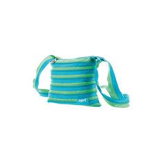 Сумка Medium Shoulder Bag, цвет голубой/салатовый Zipit