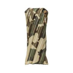 Пенал-сумочка CAMO POUCH, цвет хаки камуфляж Zipit