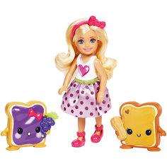 Кукла Barbie Челси и сладости Mattel