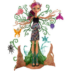 Кукла Monster High Цветочная монстряшка Триса Торнвиллоу Mattel