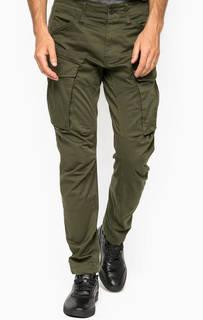Хлопковые брюки карго G Star RAW