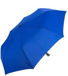 Синий складной зонт из полиэстера Doppler