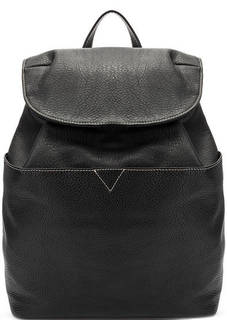 Вместительный рюкзак из натуральной кожи Io Pelle
