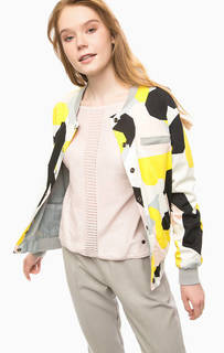 Разноцветная легкая куртка с карманами NÜmph
