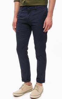 Синие брюки на молнии Carhartt WIP