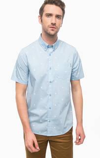 Рубашка из хлопка с нагрудным карманом Carhartt WIP